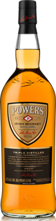 Powers Irish Whiskey Gold Label 750ml